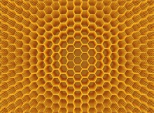Wallpaper-Abstract-Honeycomb-Structure